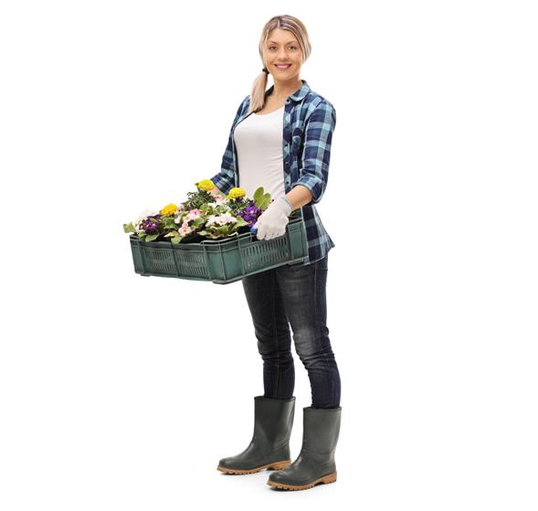 Être horticulteur