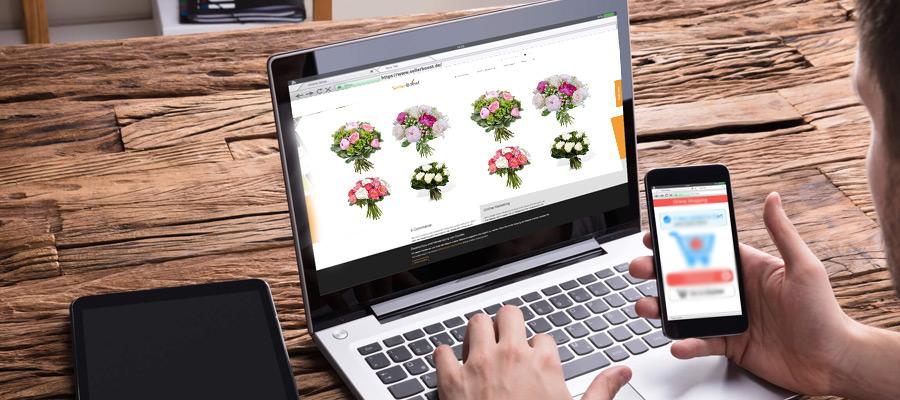 Livraison de bouquets de pivoines